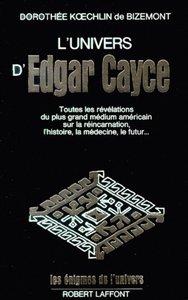 L'UNIVERS D'EDGAR CAYCE - TOME 1 - 01