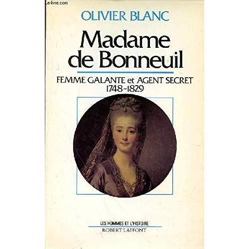 MADAME DE BONNEUIL