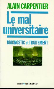 LE MAL UNIVERSITAIRE