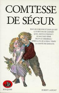 T3 COMTESSE DE SEGUR - BOUQUINS