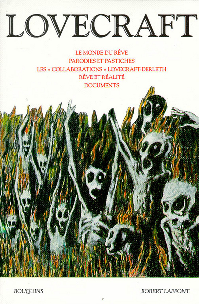 OEUVRES DE H.P LOVECRAFT - TOME 3