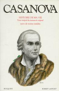 CASANOVA - HISTOIRE DE MA VIE - TOME 2