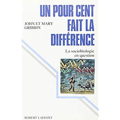 UN POUR CENT FAIT LA DIFFERENCE