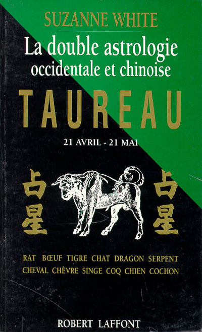 TAUREAU  DOUBLE ASTROLOGIE