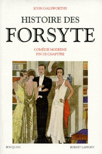 HISTOIRE DES FORSYTE - TOME 2