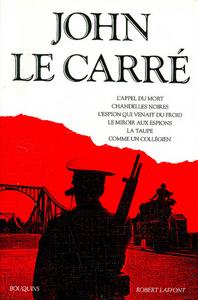 OEUVRES DE JOHN LE CARRE - TOME 1