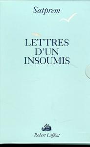 LETTRES D'UN INSOUMIS - COFFRET 2 VOL.