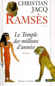 RAMSES - TOME 2 - LE TEMPLE DES MILLIONS D'ANNEES
