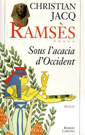 RAMSES - TOME 5 - SOUS L'ACACIA D'OCCIDENT - VOL05