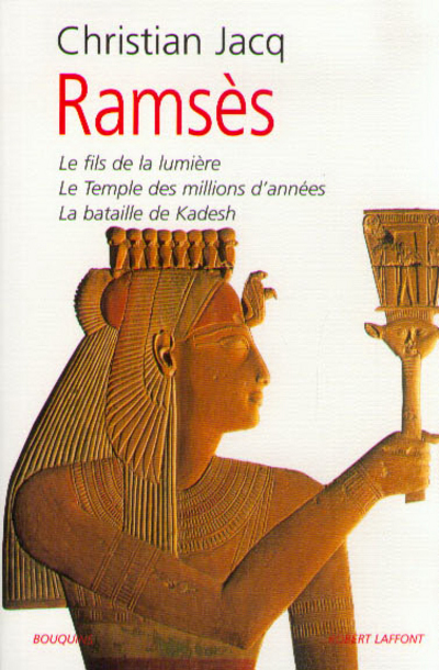 RAMSES - TOME 1 - BOUQUINS