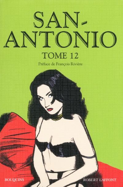 SAN ANTONIO - TOME 12