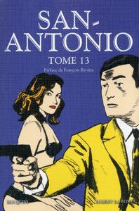 SAN ANTONIO - TOME 13