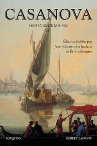 CASANOVA - HISTOIRE DE MA VIE - TOME 1 - NOUVELLE EDITION - 01