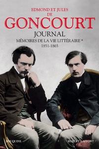 JOURNAL DES GONCOURT - TOME 1 - NE