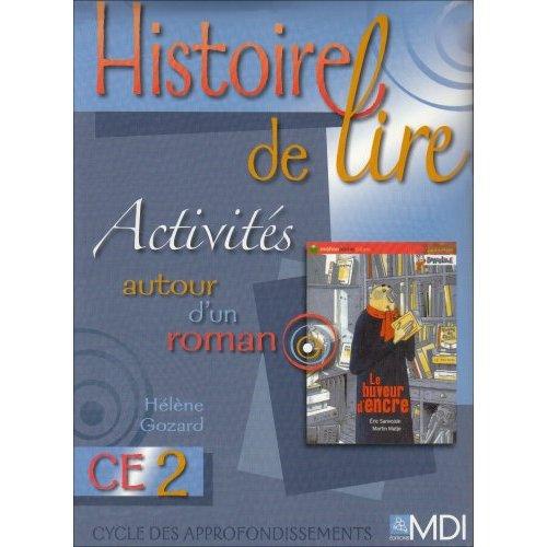 HISTOIRE LIRE LE BUVEUR ENCRE