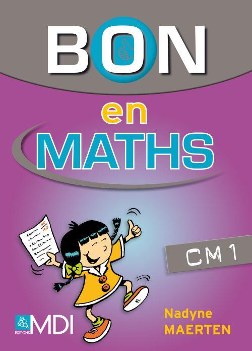 BON EN MATHS CM1