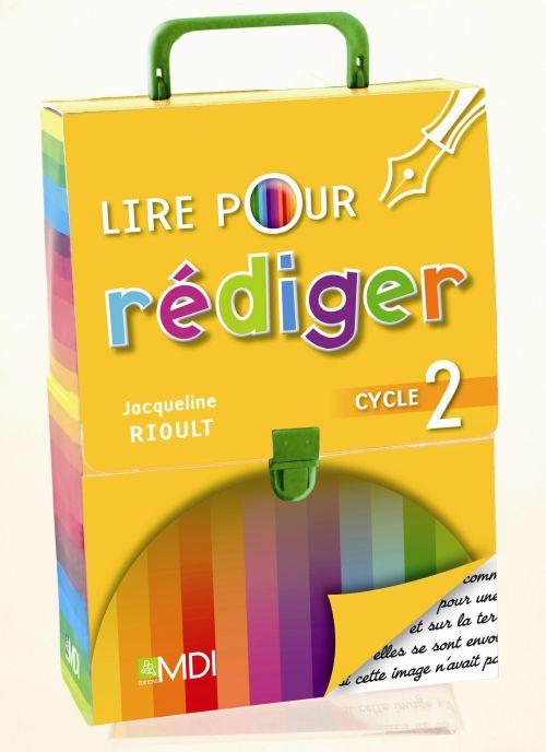 COFFRET LIRE POUR REDIGER CYC2