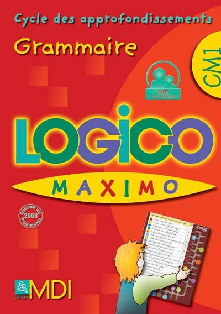 LOGICO MAXIMO GRAMMAIRE CM1