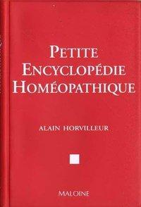 PETITE ENCYCLOPEDIE HOMEOPATHIQUE