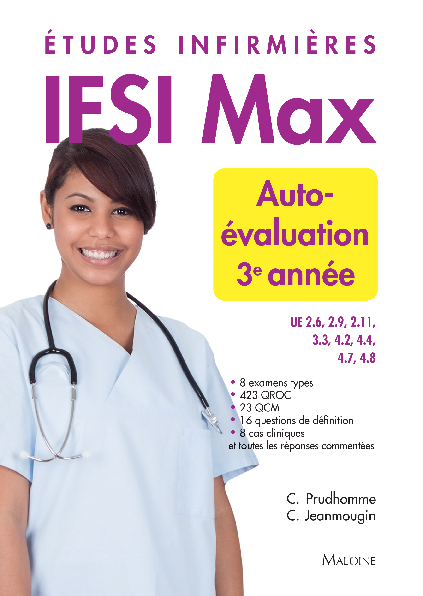 IFSI MAX AUTO-EVALUATION 3EME ANNEE