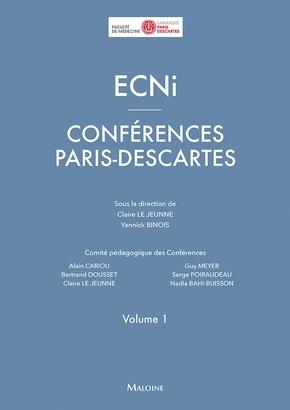 ECNI - CONFERENCES PARIS DESCARTES VOL. 1