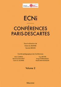 ECNI - CONFERENCES PARIS DESCARTES VOL. 2