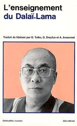 L'ENSEIGNEMENT DU DALAI-LAMA