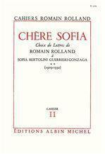 CHERE SOFIA - TOME 2