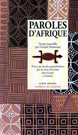 PAROLES D'AFRIQUE