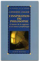 L' INSPIRATION DU PHILOSOPHE - L'AMOUR DE LA SAGESSE ET SA SOURCE PROPHETIQUE