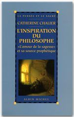 L' INSPIRATION DU PHILOSOPHE - L'AMOUR DE LA SAGESSE ET SA SOURCE PROPHETIQUE