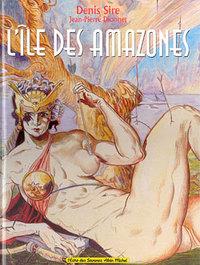L'ILE DES AMAZONES