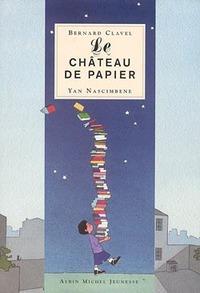 LE CHATEAU DE PAPIER