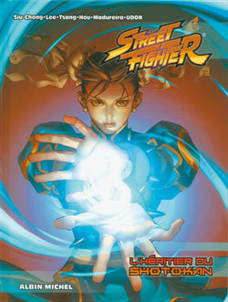 STREET FIGHTER - TOME 01