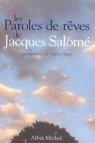 LES PAROLES DE REVES