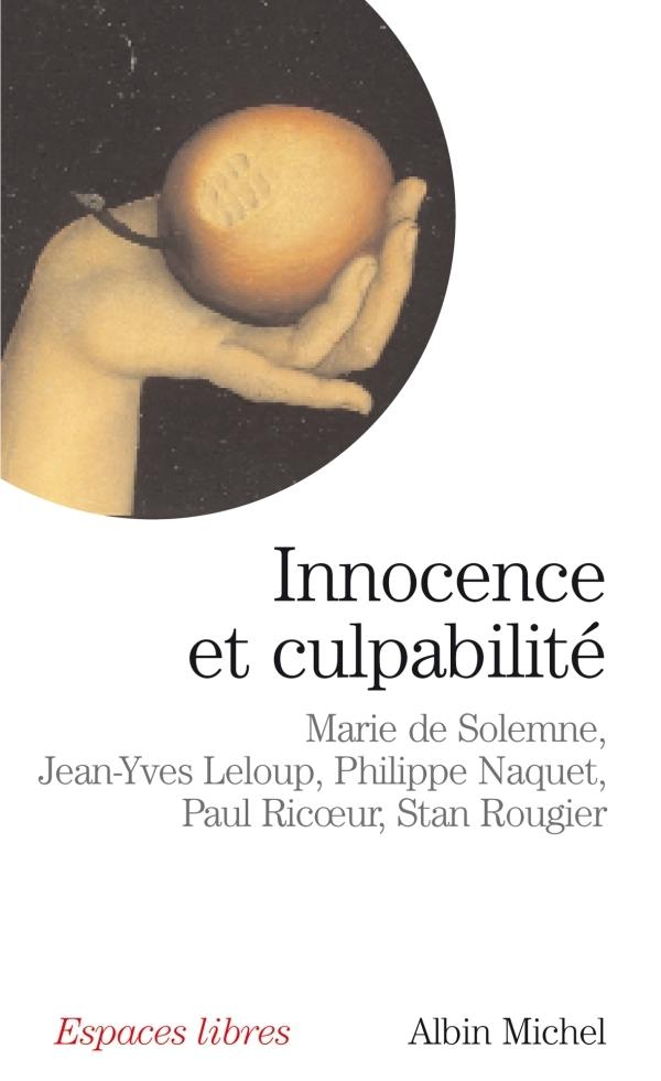 INNOCENCE ET CULPABILITE
