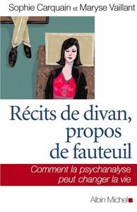 RECITS DE DIVAN, PROPOS DE FAUTEUIL