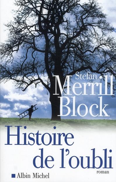 HISTOIRE DE L'OUBLI