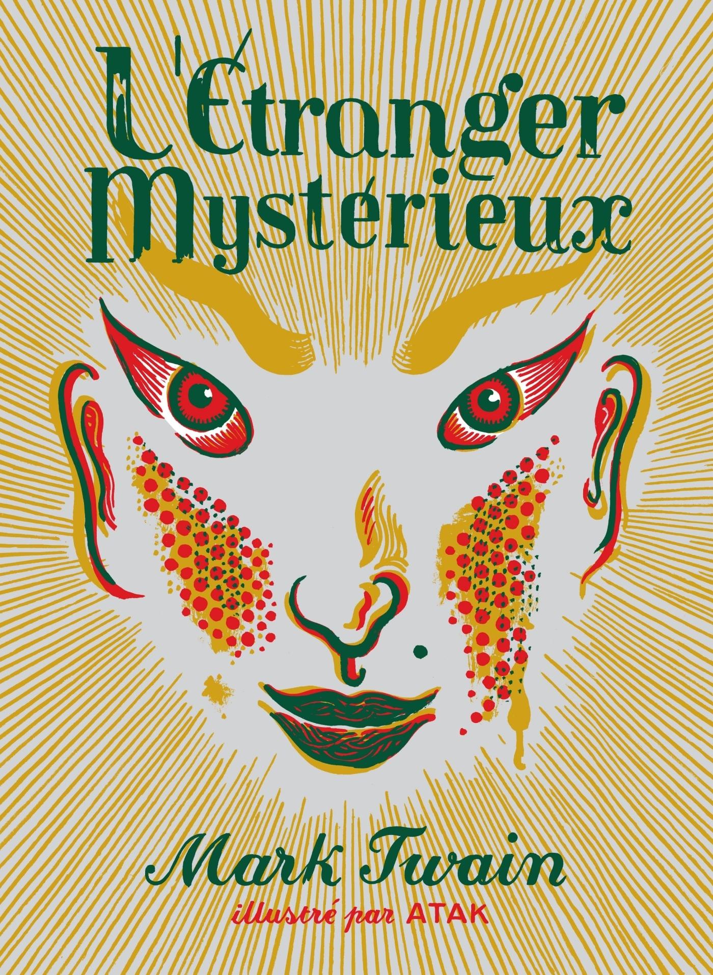 L'ETRANGER MYSTERIEUX