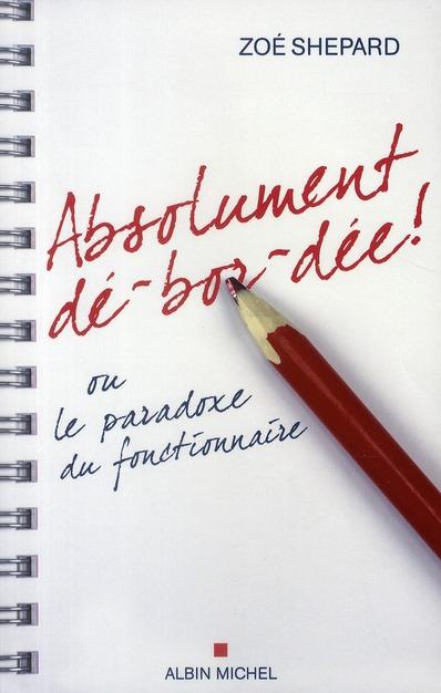 ABSOLUMENT DE-BOR-DEE !