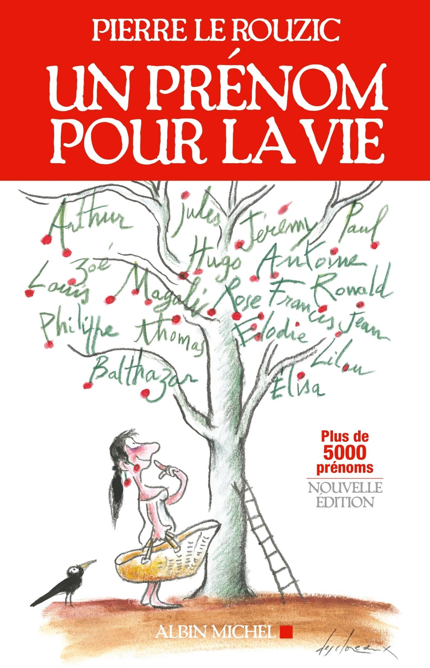 UN PRENOM POUR LA VIE - ED 2012 -
