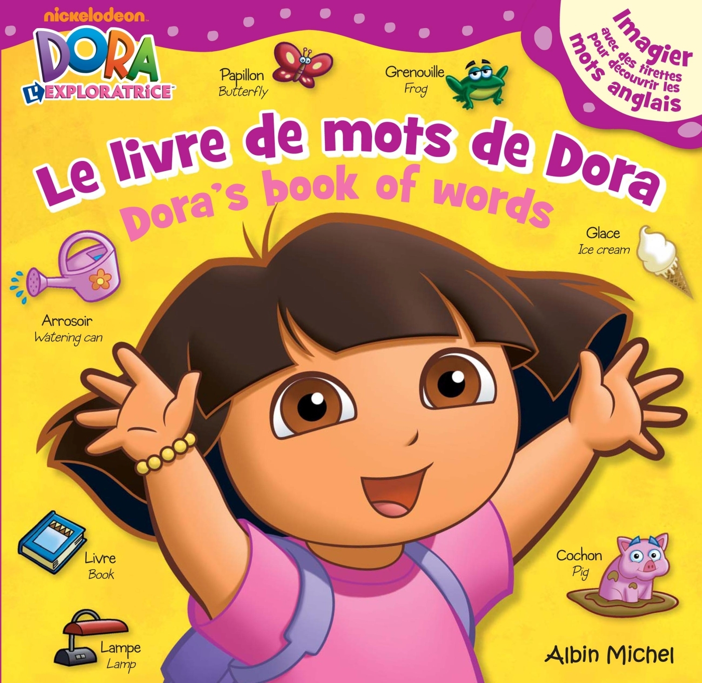 LE LIVRE DES MOTS DE DORA -EDITION 2012-