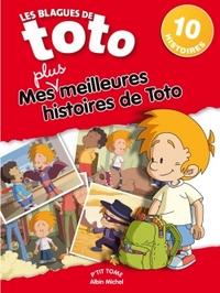 MES MEILLEURES HISTOIRES DE TOTO - TOME 4