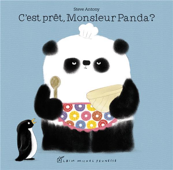 C'EST PRET, MONSIEUR PANDA ?