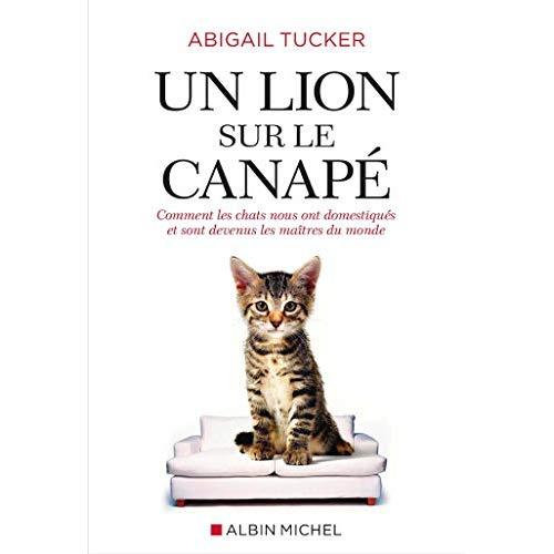UN LION SUR LE CANAPE - COMMENT LES CHATS ONT PRIS LE POUVOIR