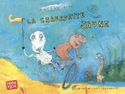 LA CHAUSSETTE JAUNE