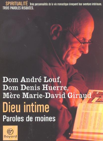 DIEU INTIME (D. HUERRE)