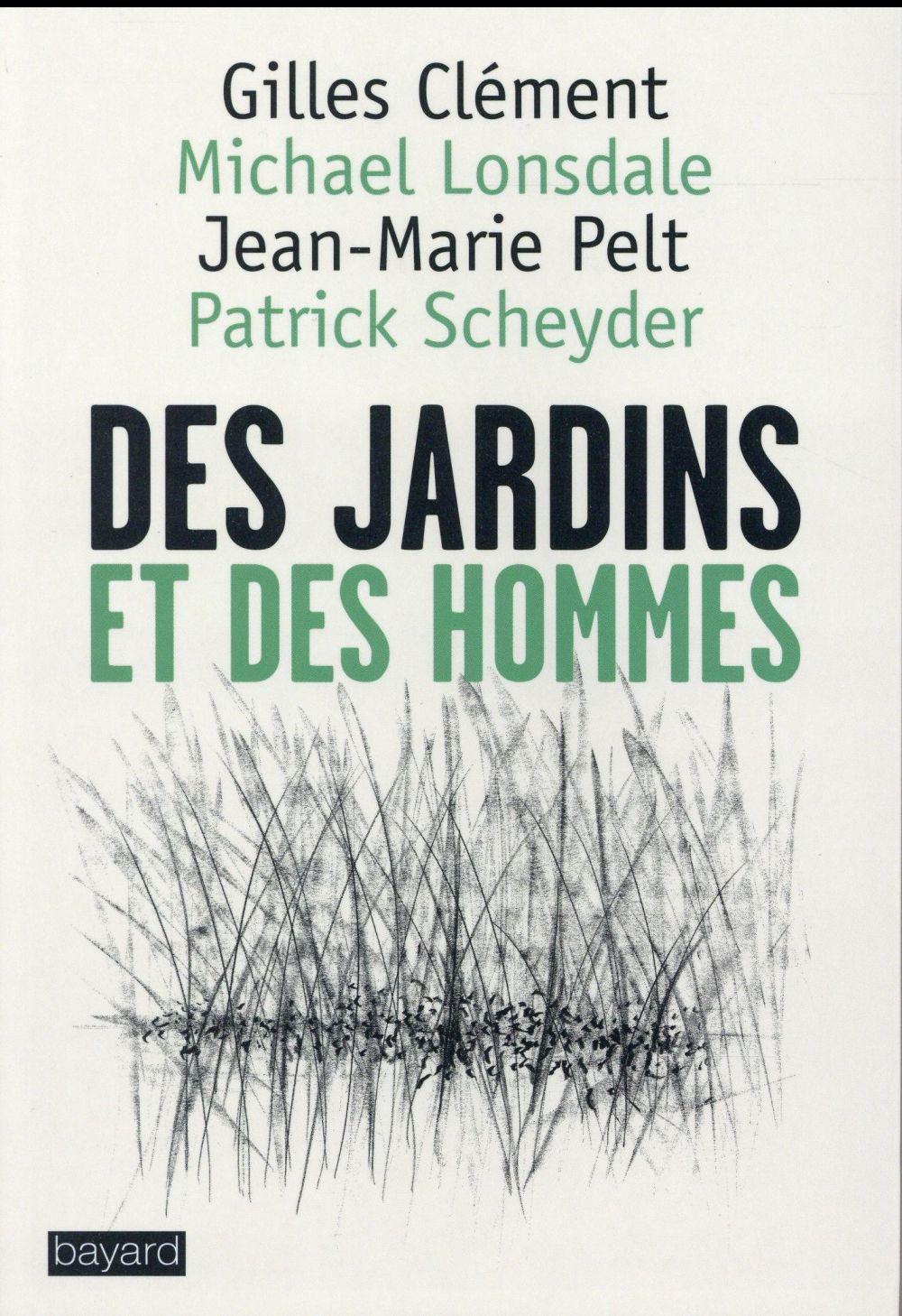 DES JARDINS ET DES HOMMES