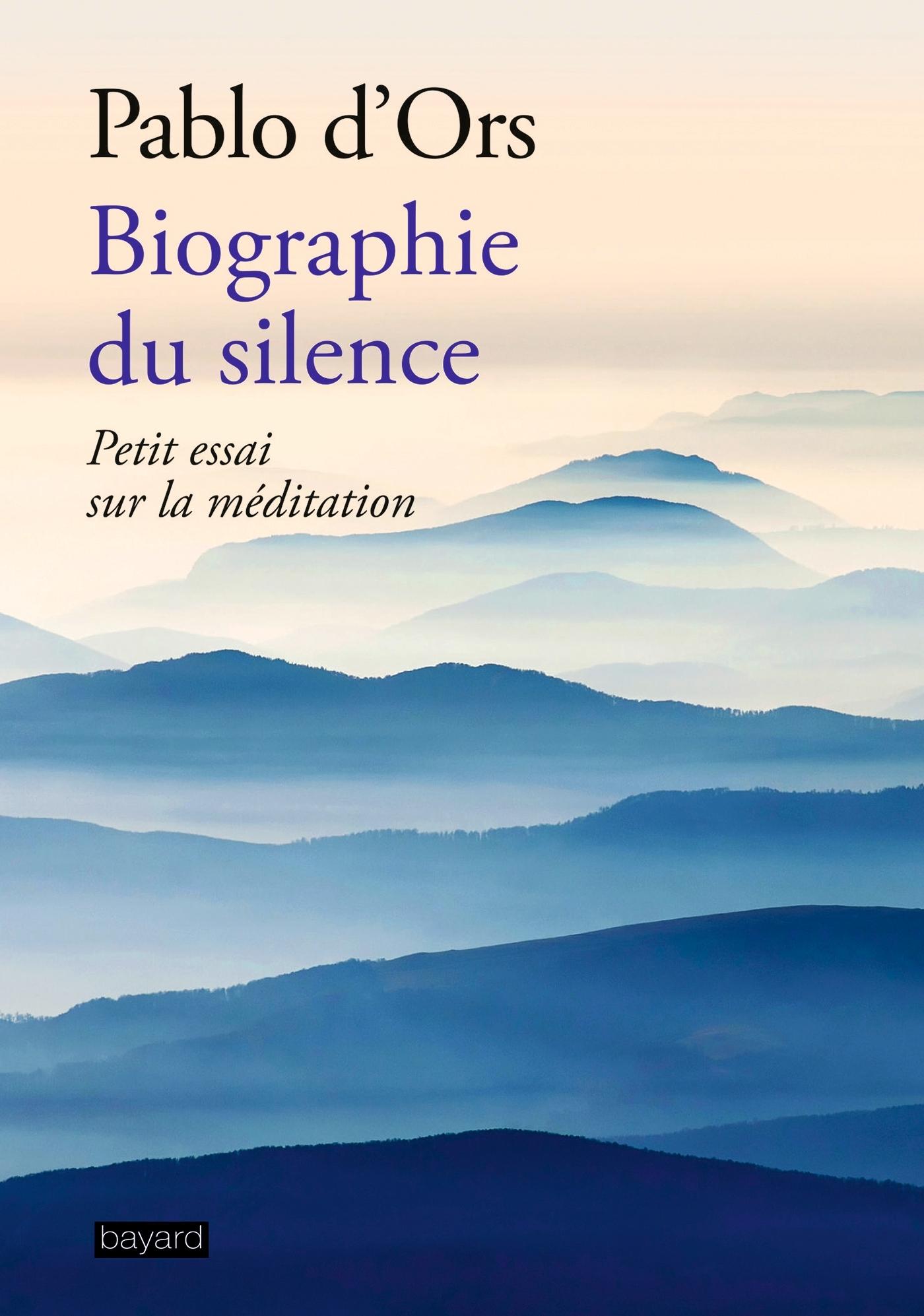 BIOGRAPHIE DU SILENCE