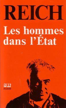 LES HOMMES DANS L'ETAT